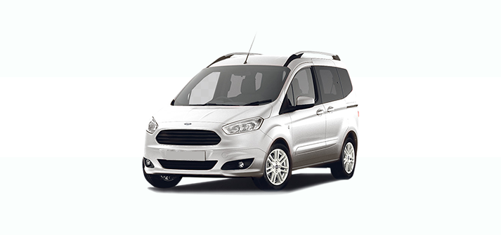 Ford Tourneo Courier or similar