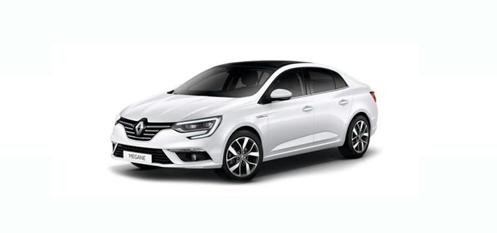 Renault Megane Automatic or Similar